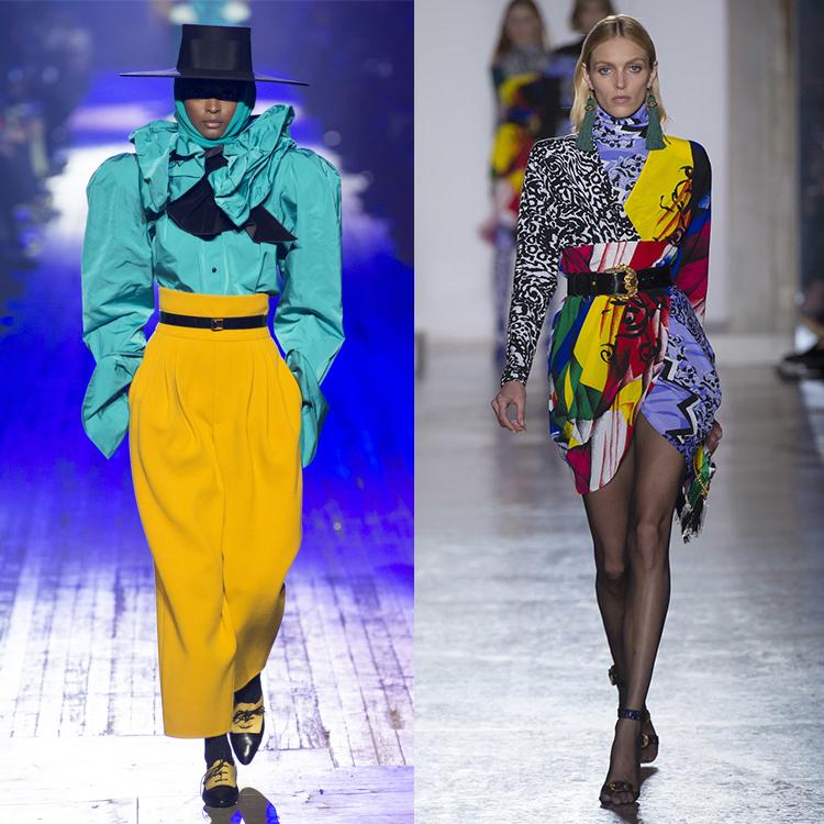 Tendance couleur M Jacobs foulard versace.jpg