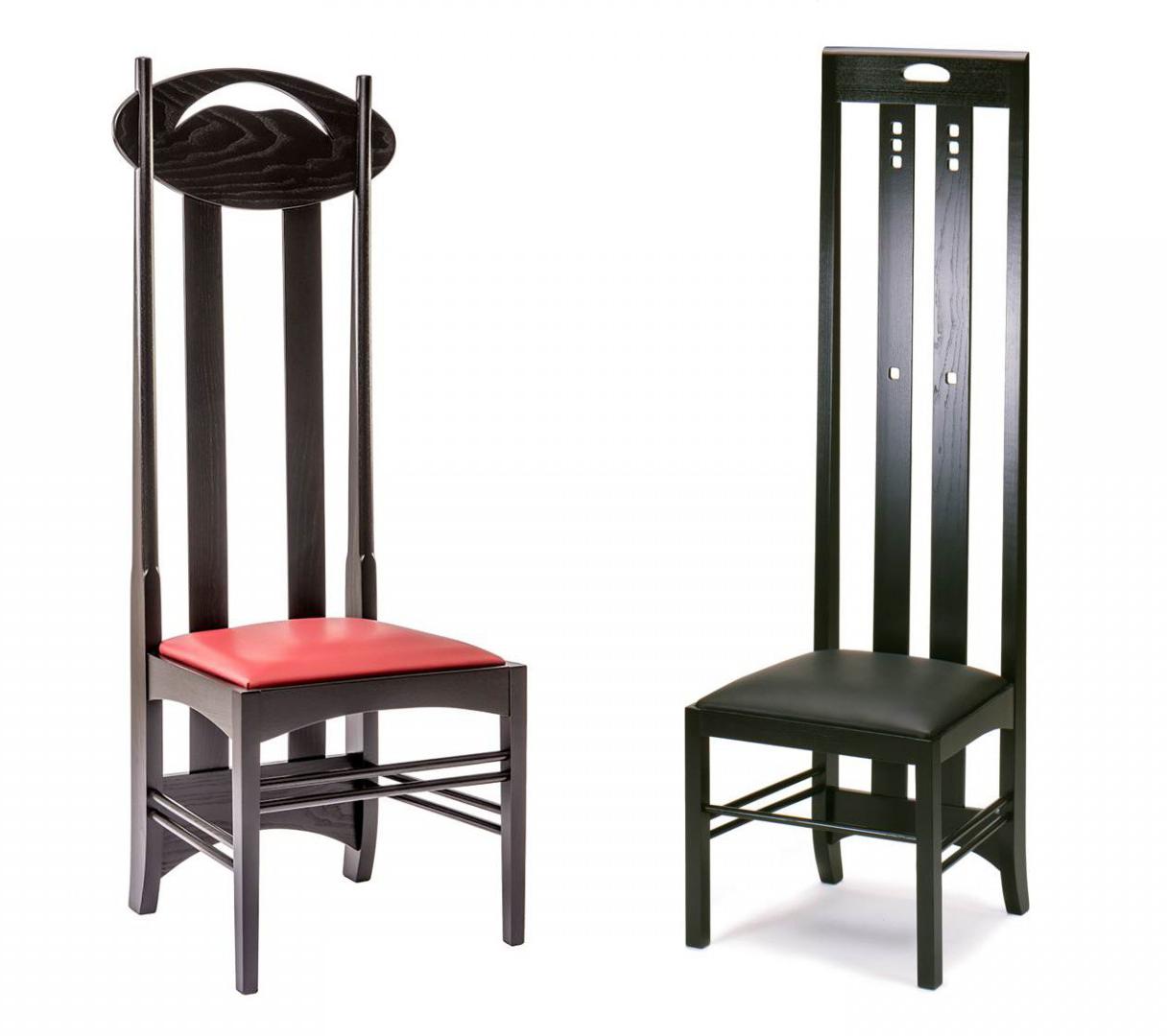 Chaises Argyle et Ingram