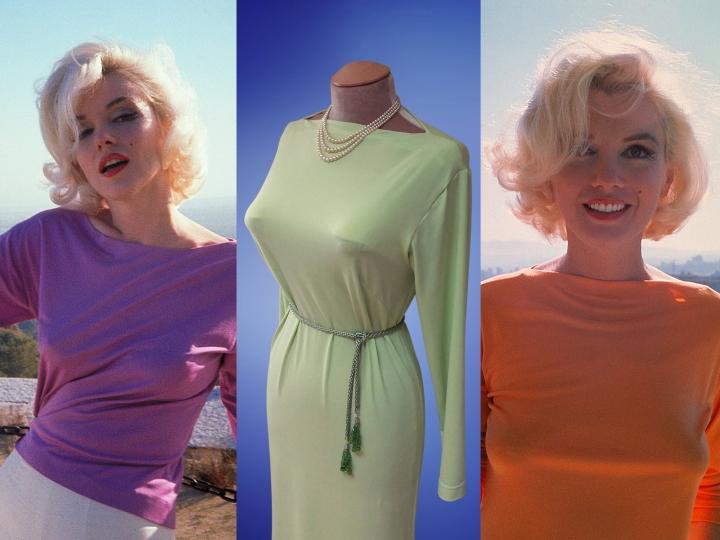 La garde-robe Pucci deMarilyn