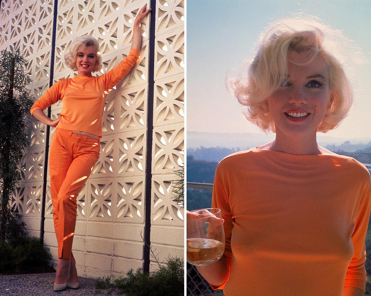 Marilyn © George Barris - Juin 1962
