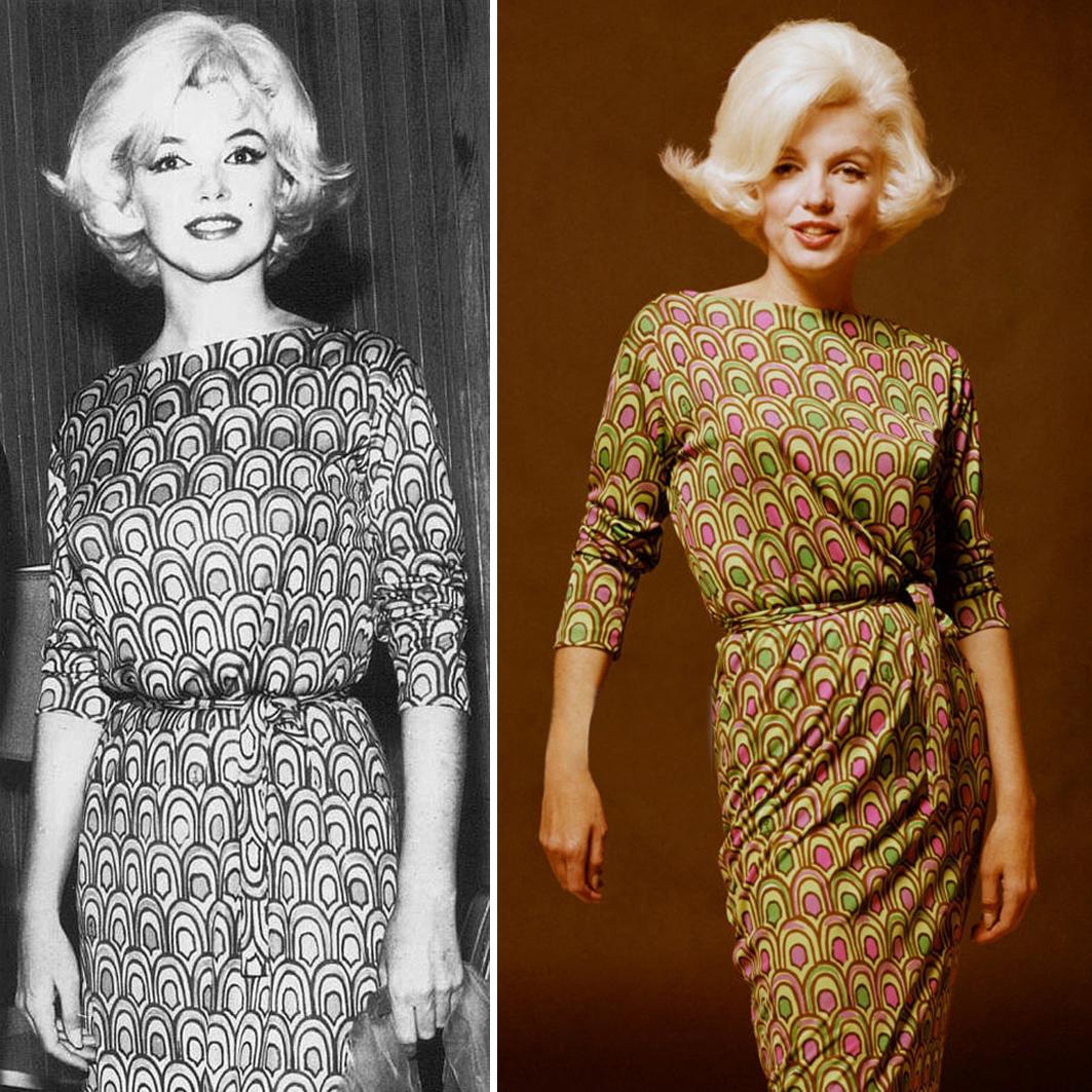 Marilyn © Bert Stern - Juillet 1962