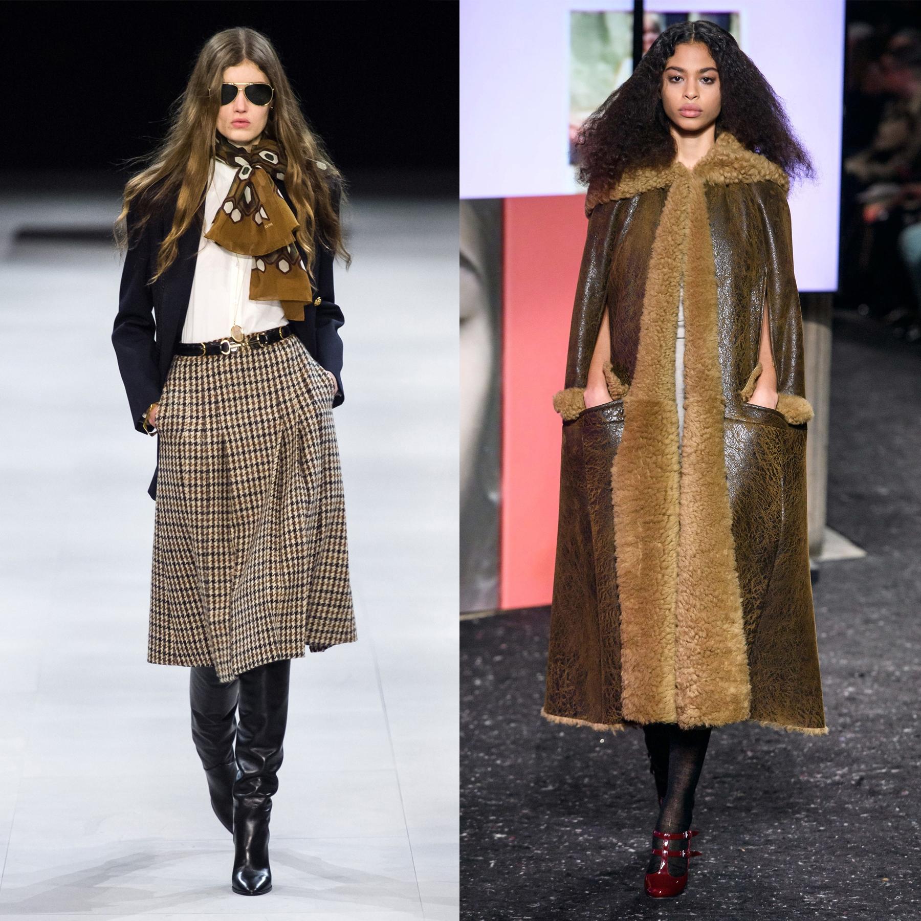 Style bourgeoise & cape