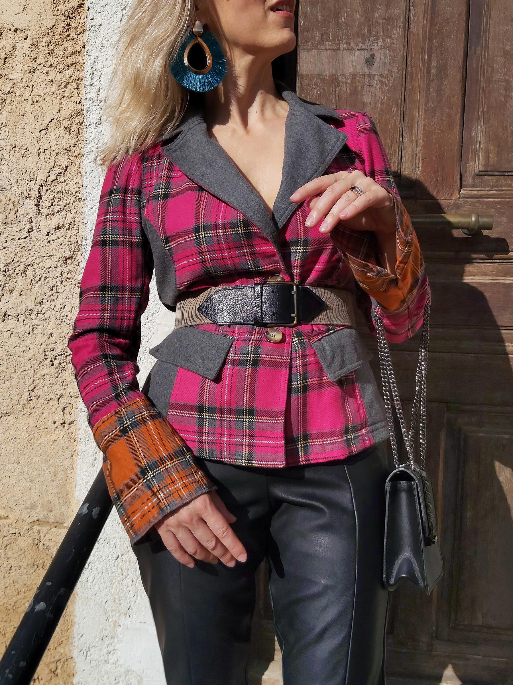 Veste écossaise (5)