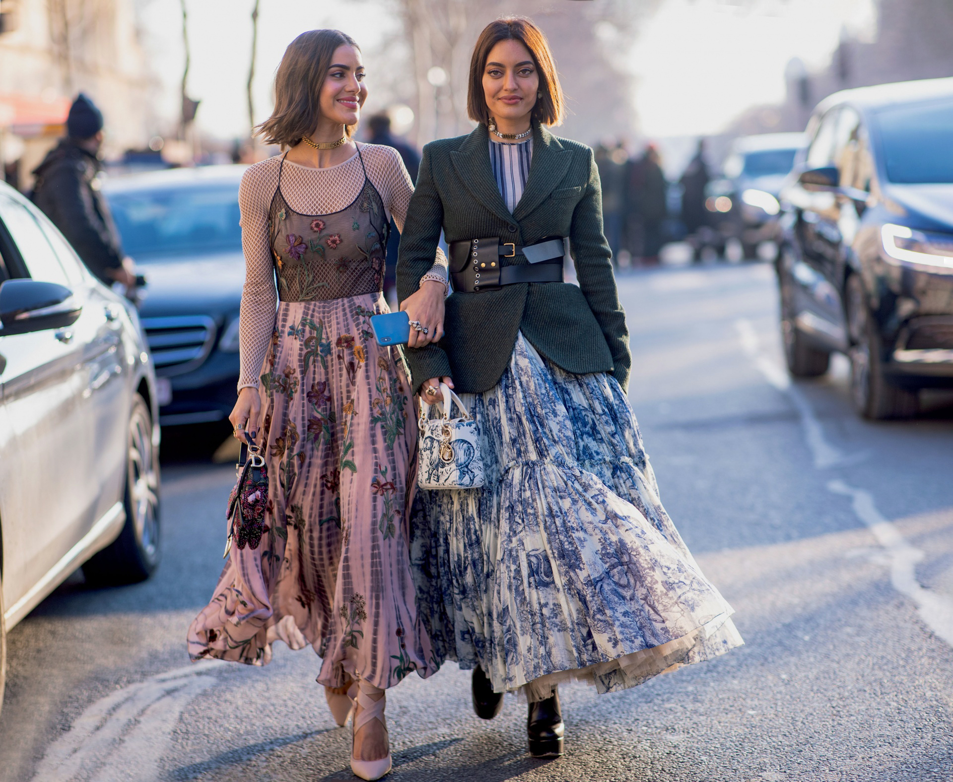 Camila Coelho et Karen Wazen Bakhazi @ Paris Couture Week Printemps-Eté 2019.jpg