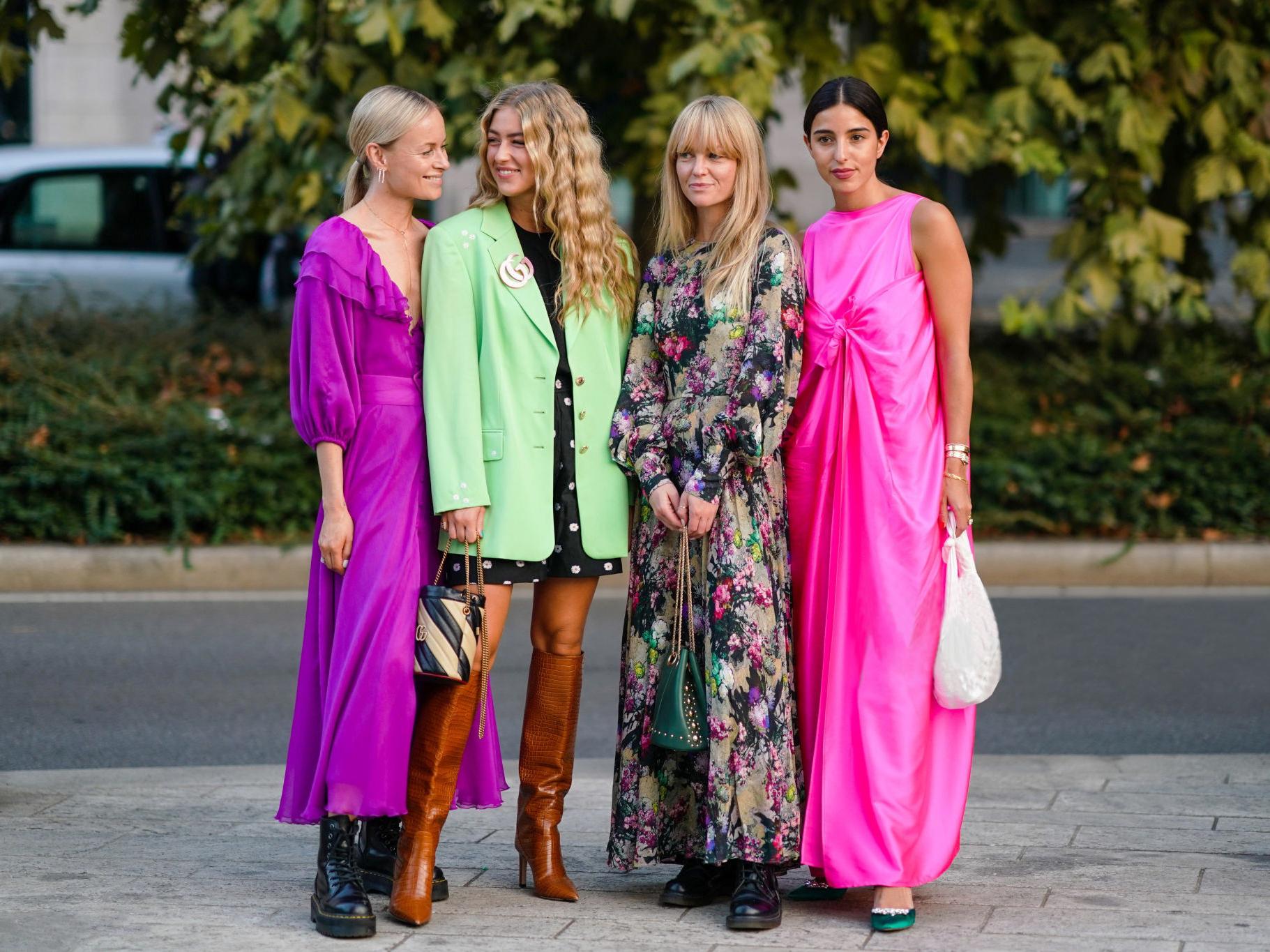 Thora Valdimars, Emili Sindlev, Jeanette Madsen et Bettina Looney @ Milan FW Printemps-Eté 2020.jpg