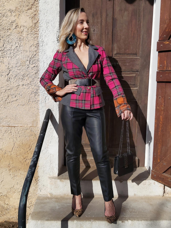 Veste écossaise (1)