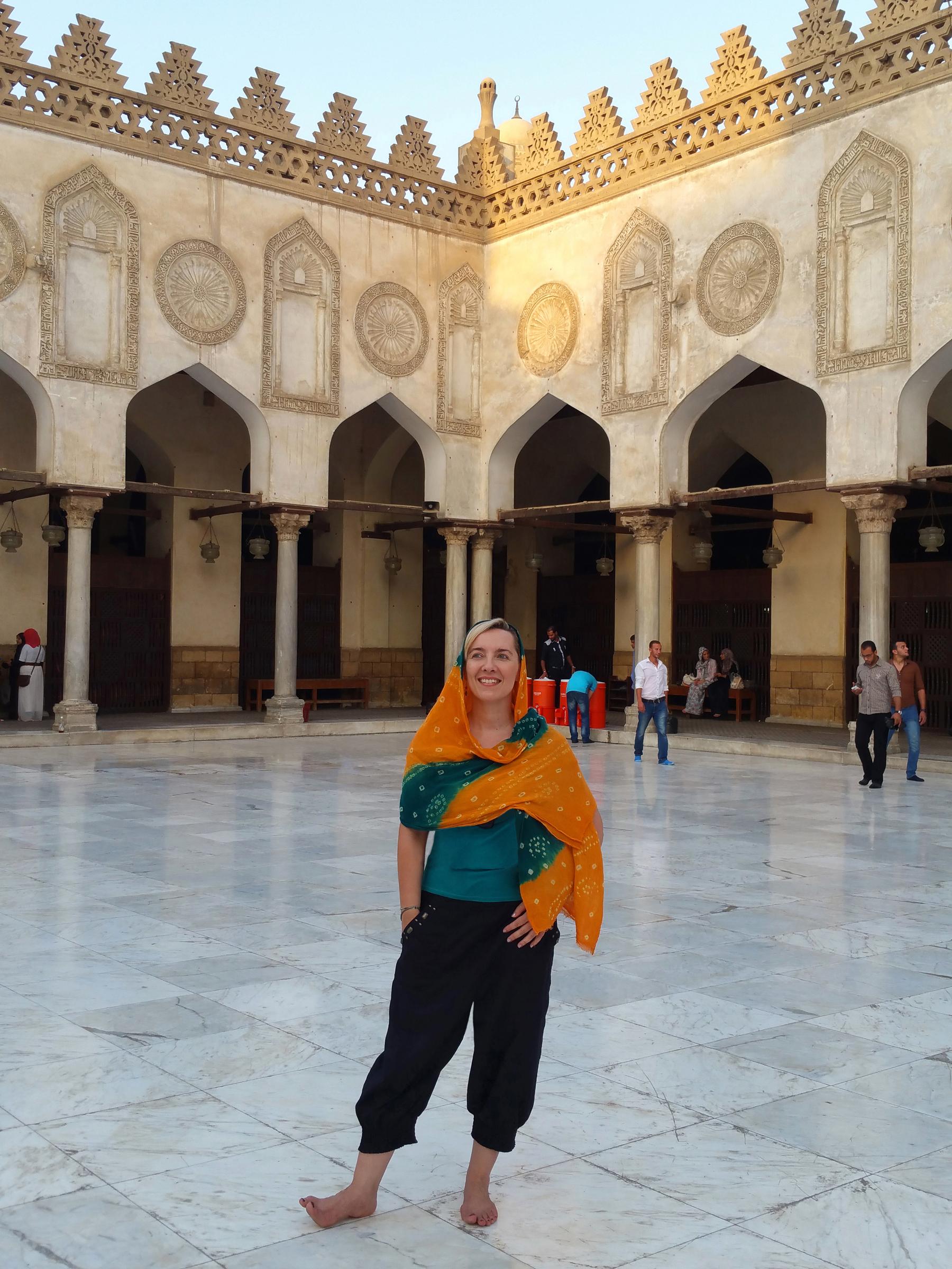 Le Caire - Mosquée Al-Azhar