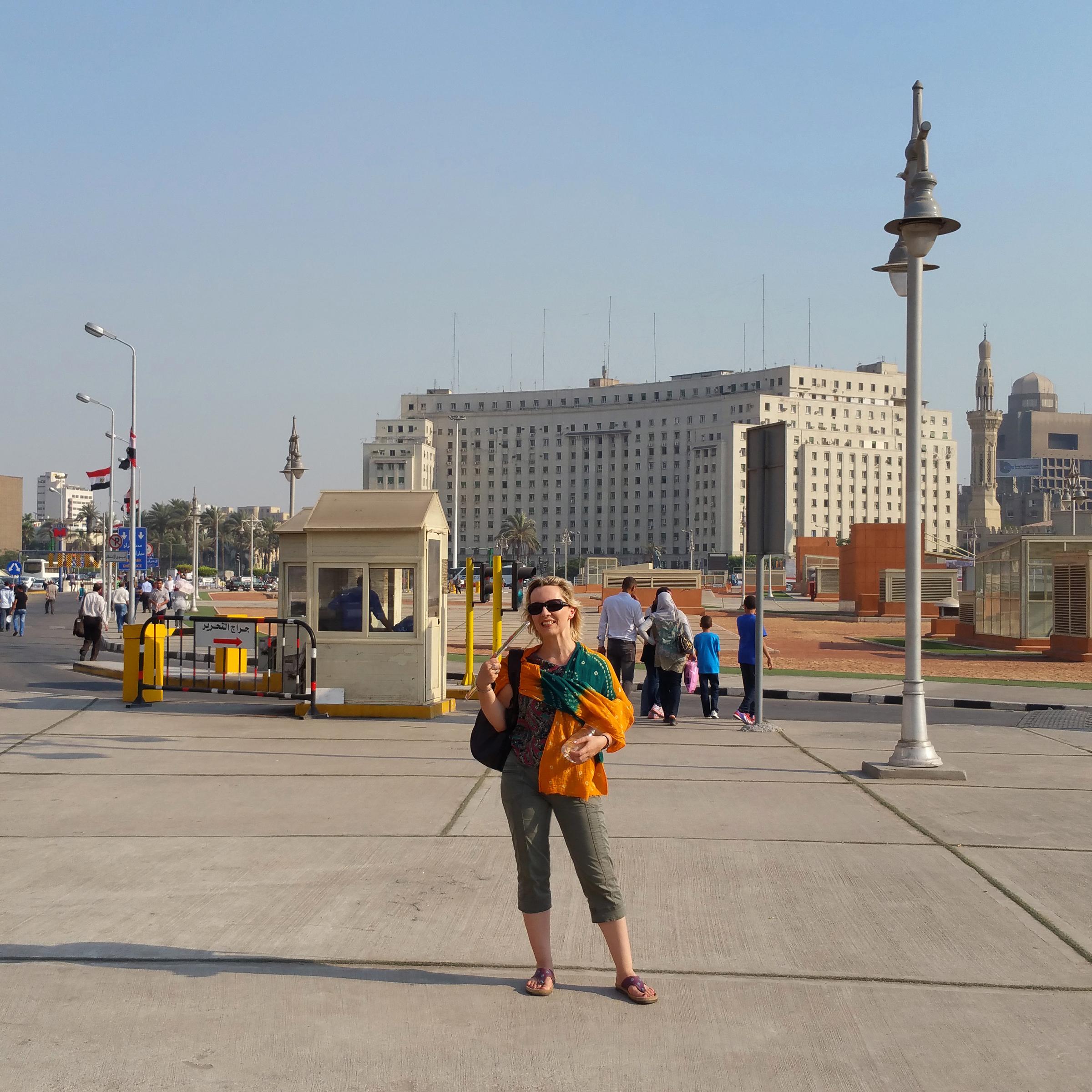 Le Caire - Place Tahrir