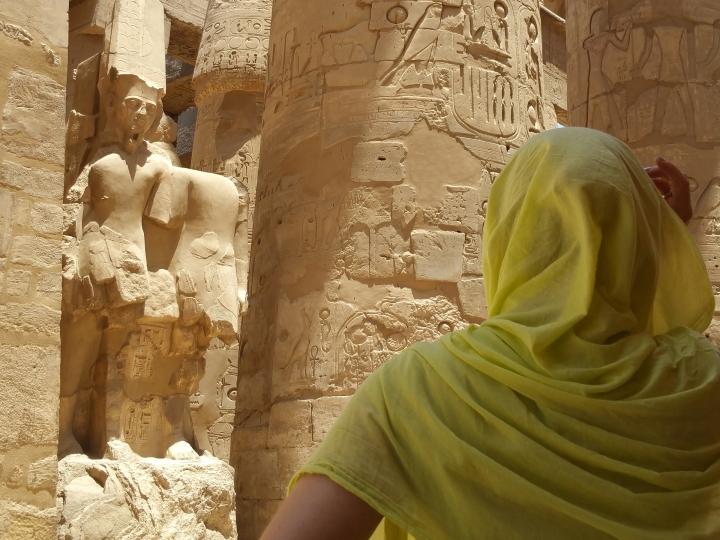 Mon voyage en Egypte –Louxor