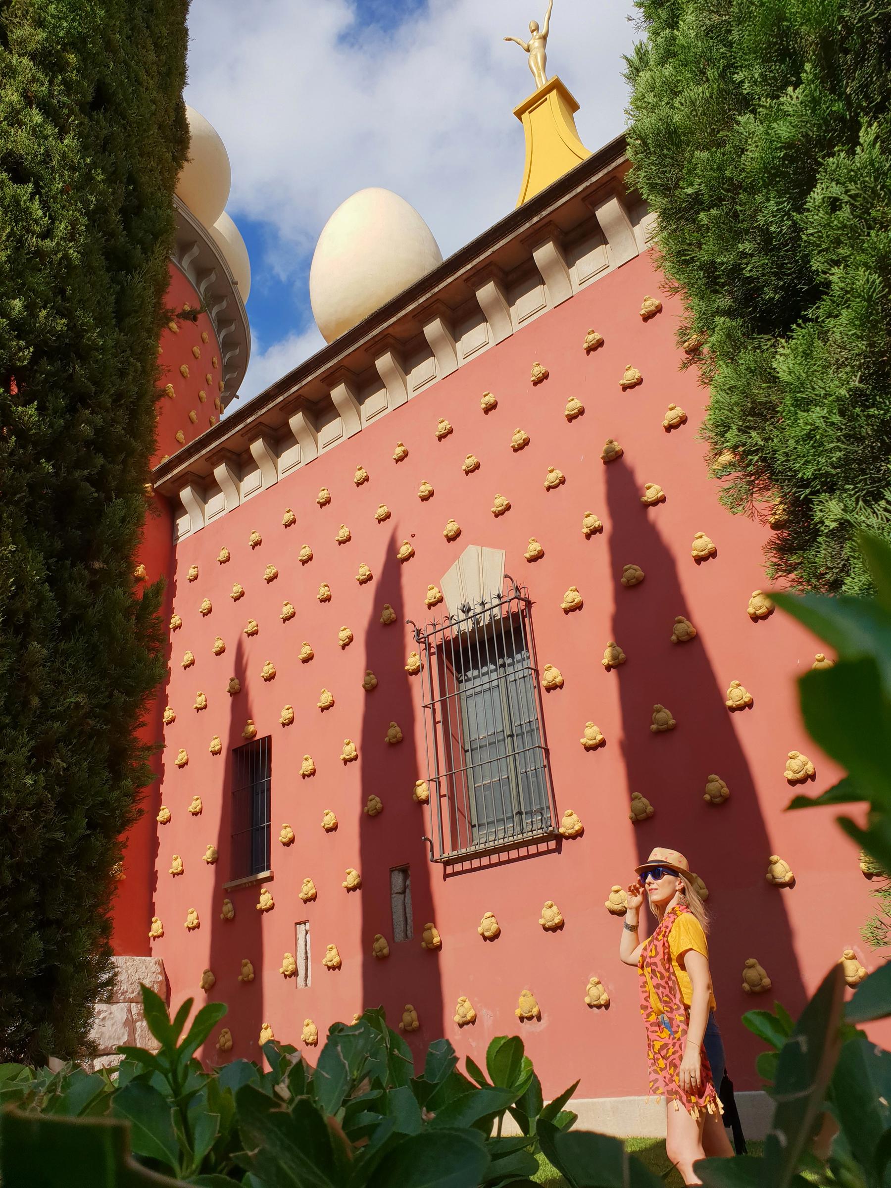 Figueras musée Dali 3