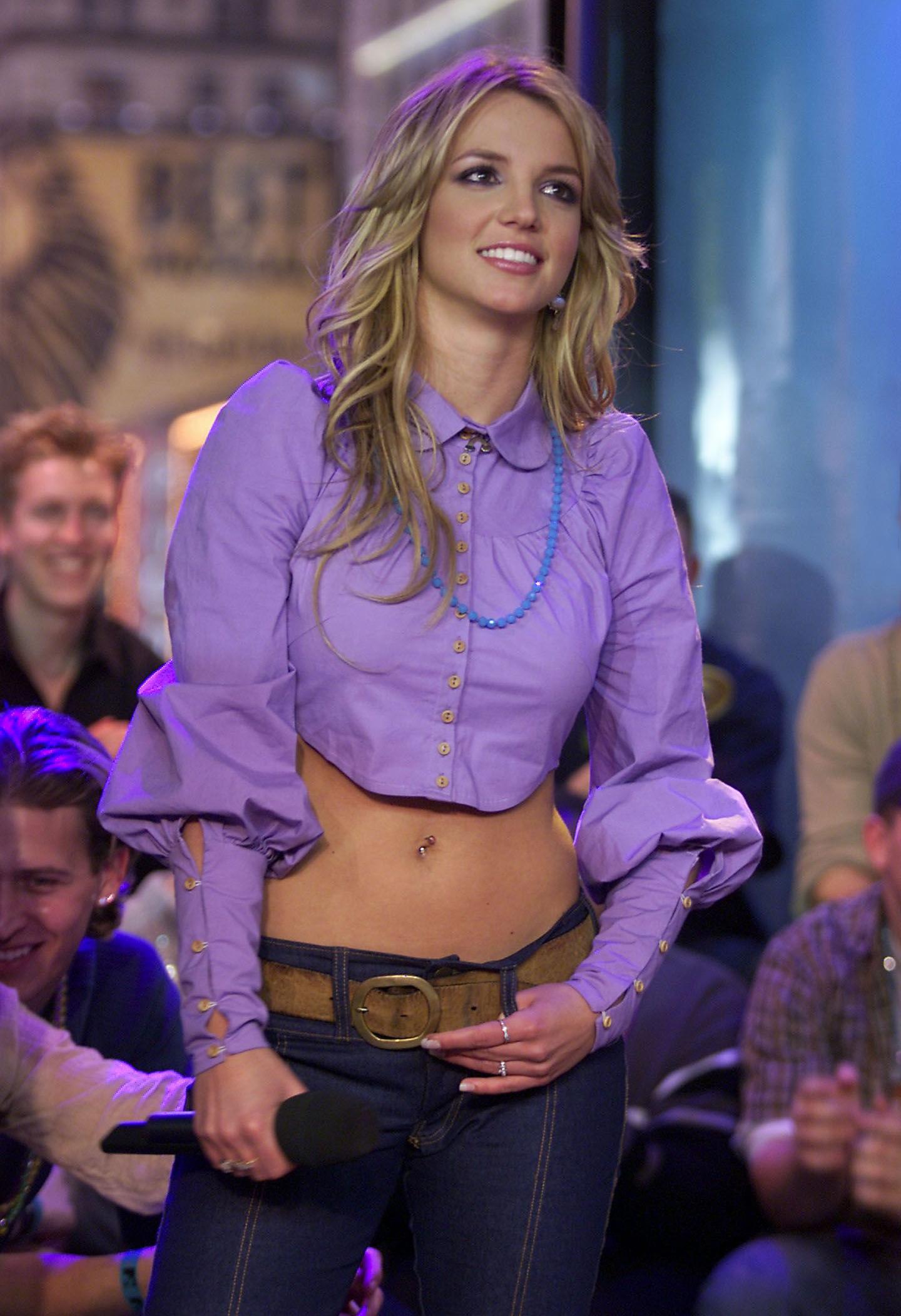 Britney Spears 2002
