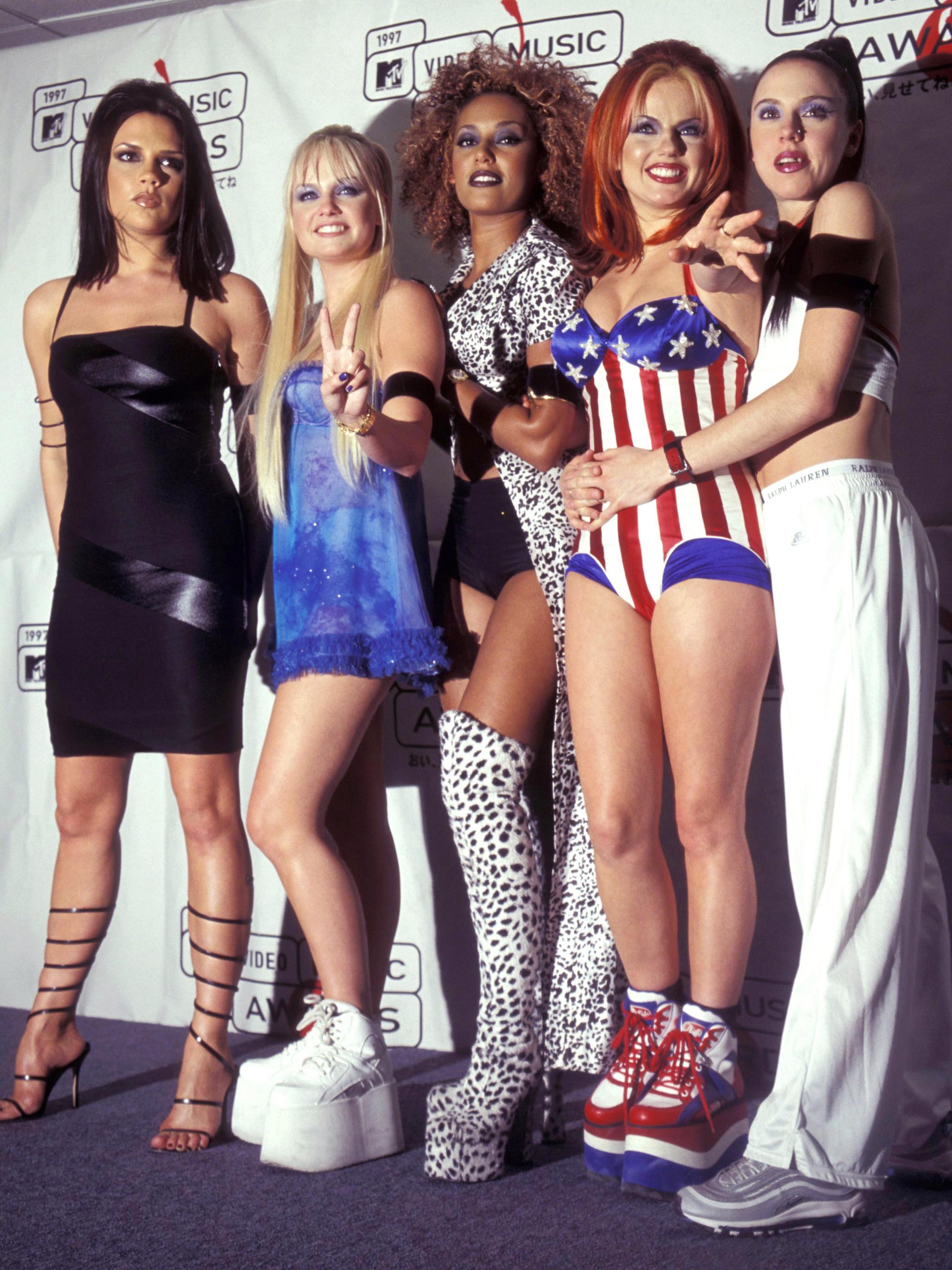 Les Spice Girls 1997