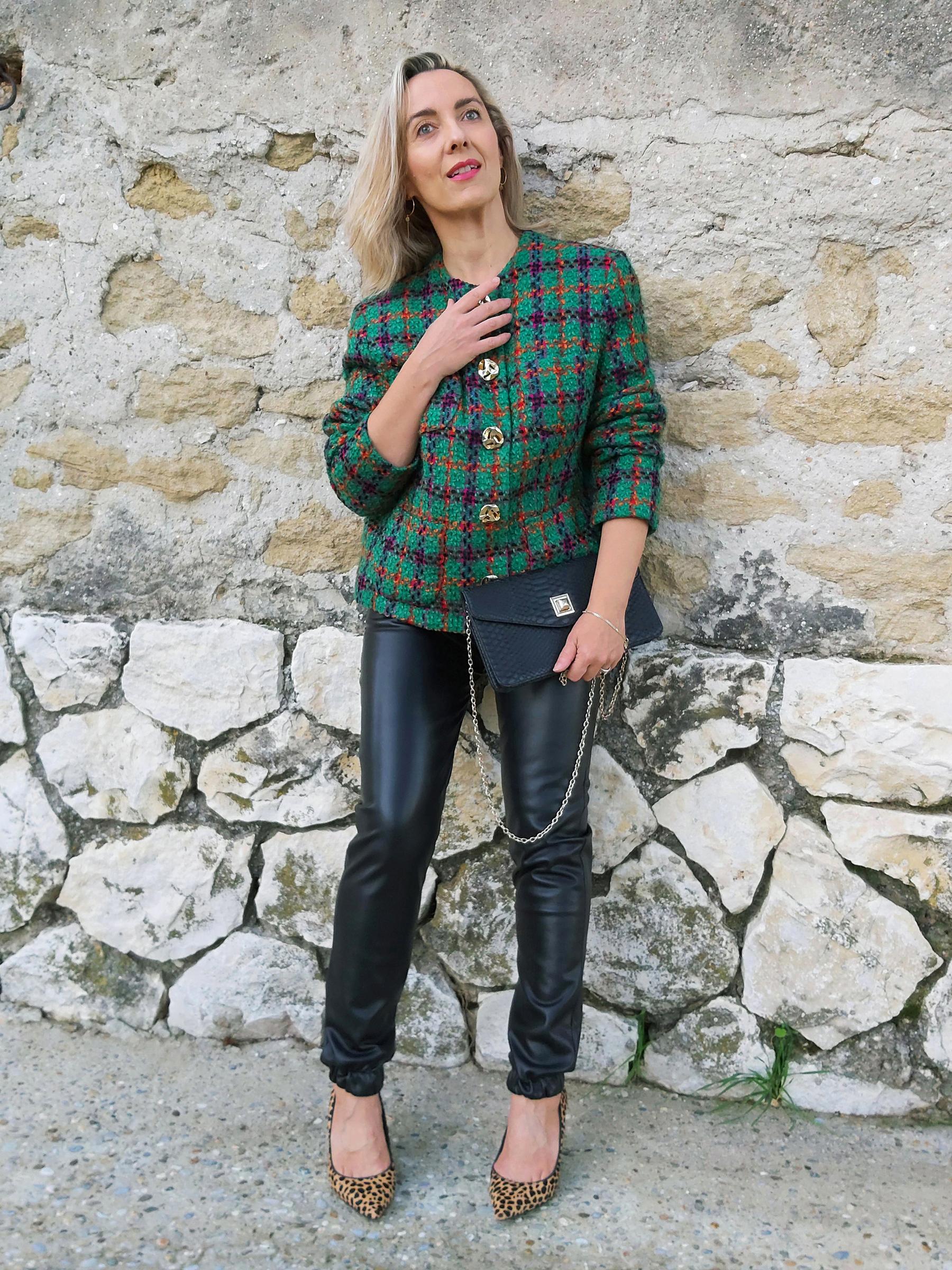 Veste tweed (4)