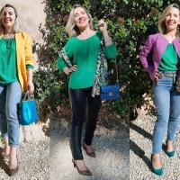 Comment porter le vert émeraude ?