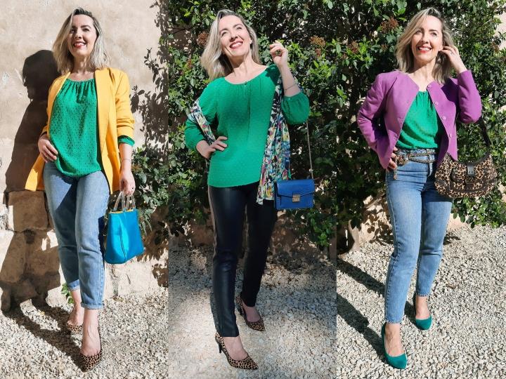 Comment porter le vert émeraude?